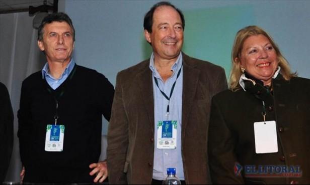 Tras la convención, Macri felicitó a la UCR por