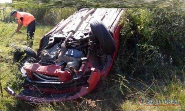 Murió el periodista Juan Pablo del Fabro al despistar y volcar con su automóvil
