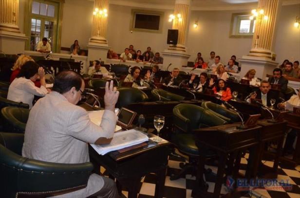 Diputados pidió informes del estado de la represa Yacyretá
