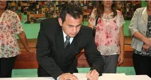 Otazo está suspendido y hasta el plebiscito el Municipio será administrado por Maidana
