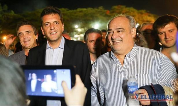 Colombi ninguneó a Sergio Massa por acusarlo de acordar su re-reelección