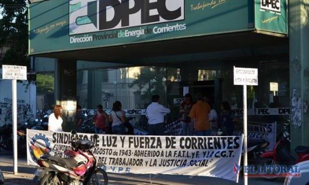 Sindicato de Luz y Fuerza de Corrientes adherirá al paro del 8 de abril