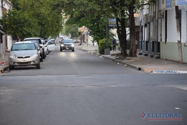 El paro en Corrientes fue contundente y se hizo sentir