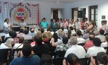 """La UCR se alista para su interna y apuestan a una lista """"única"""""""