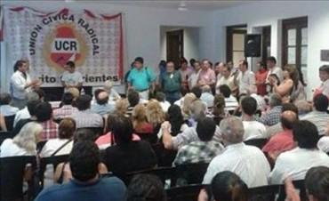 La UCR, con plazos limitados para las internas que definirán los candidatos legislativos