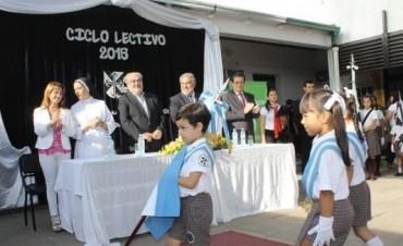 Inauguraron 8 obras en las escuelas desde el inicio de clases