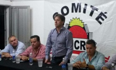 La UCR local va a la Convención Nacional a intentar que se imite el esquema de la alianza ECO