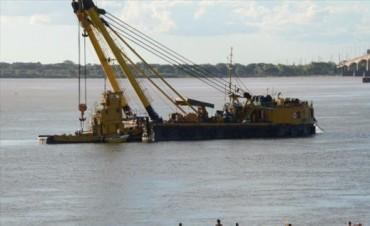 En las próximas semanas empezarán a reforzar los pilares del puente Belgrano