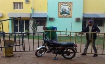 Maidana denunció faltantes al ingresar a la Municipalidad y Otazo ya abrió su sede