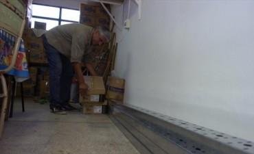 Colegio Ferré: comienzan los arreglos del sistema eléctrico y de distribución de agua