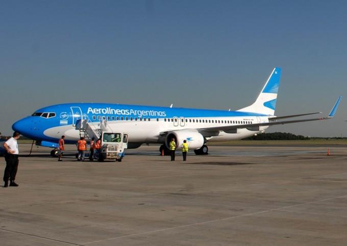 Aeropuerto: desde hoy todos los vuelos van a Aeroparque Newbery