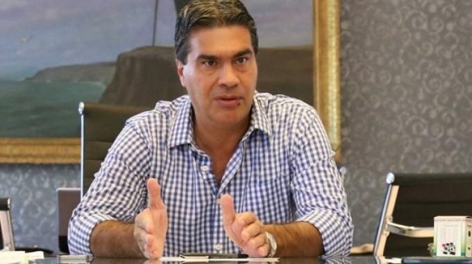 El turno de los intendentes de capitales de reunirse con Macri
