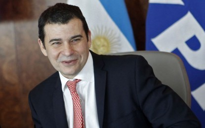 Galuccio renunció a YPF y le piden que siga hasta abril
