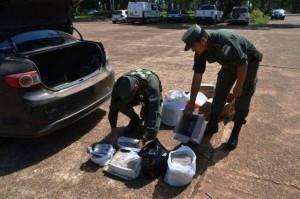 Dos ciudadanos chinos llevaban millones de pesos de contrabando
