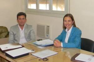 Plan Belgrano: Jetter acordó acciones para el NEA