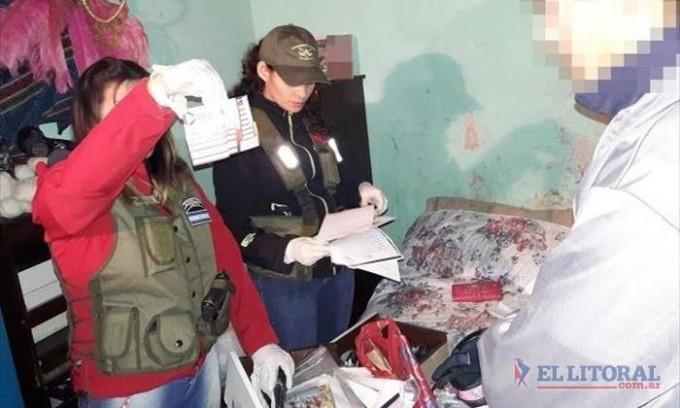 Rescatan a cuatro mujeres víctimas de trata en un local de Paso de los Libres