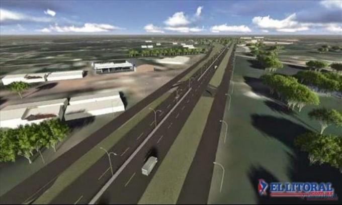 En cinco meses licitarán las obras para la construcción de la autovía de la Ruta 12