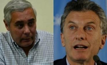 El turno de Fabián Ríos con Macri