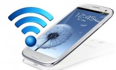 El 92% del consumo de internet es a través de wifi