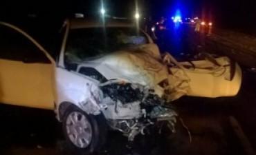 Graves accidentes sobre Ruta Nacional 12