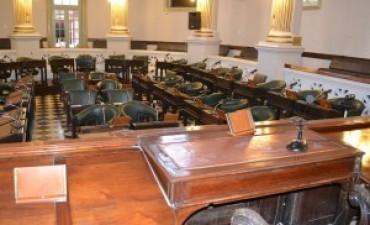 Mucho diálogo, pocas definiciones para destrabar trabajo del Senado