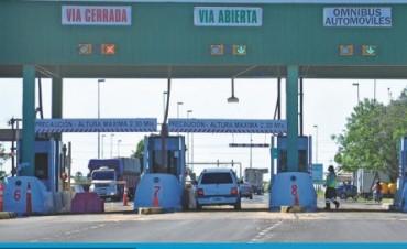 Peaje: harán gestiones con Vialidad Nacional para reconsiderar la suba