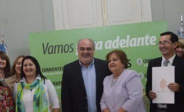 Colombi llamó al Senado a sesionar y a la oposición a cumplir con lo acordado