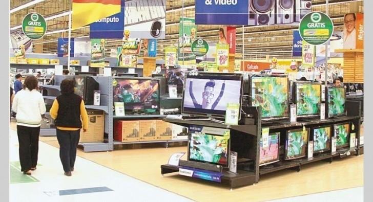 Comercios revelan caída del 50% en ventas de electrodomésticos