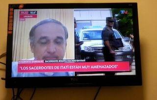 """Cura jesuita denunció: """"Los narcos itateños nos hipotecaron el futuro"""""""