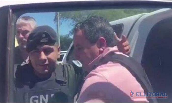 """Terán desde la cárcel: """"Temo por mi vida y no soy el Pablo Escobar de Itatí"""""""