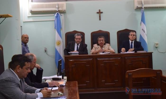 Condenaron a prisión perpetua a tres policías por la muerte de Raúl Cardozo