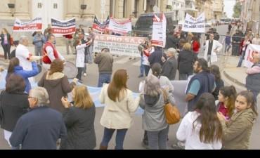 Médicos correntinos se pliegan a marcha federal