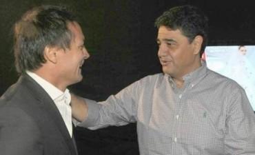 Camau, en el centro de la escena: encuentros con Jorge Macri y Sergio Massa en Expoagro