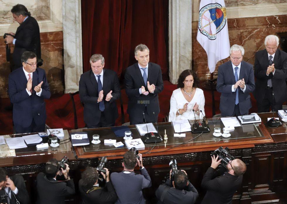 """Macri aseguró que el país está en el rumbo correcto y ya se ven los """"frutos"""""""