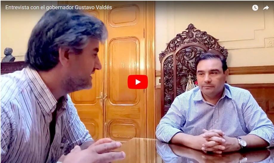 "Gustavo Valdés: ""Llegó la hora de que los municipios empiecen a tener orden fiscal"""