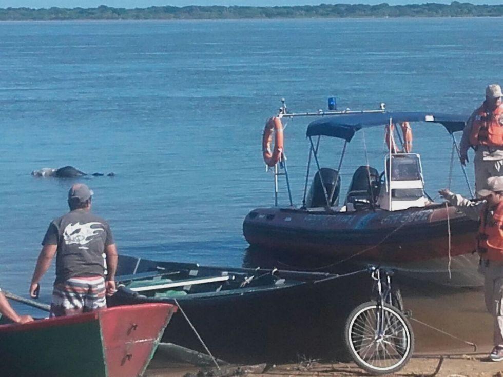 El cuerpo hallado en el río Paraná es del locutor Walter Olvano