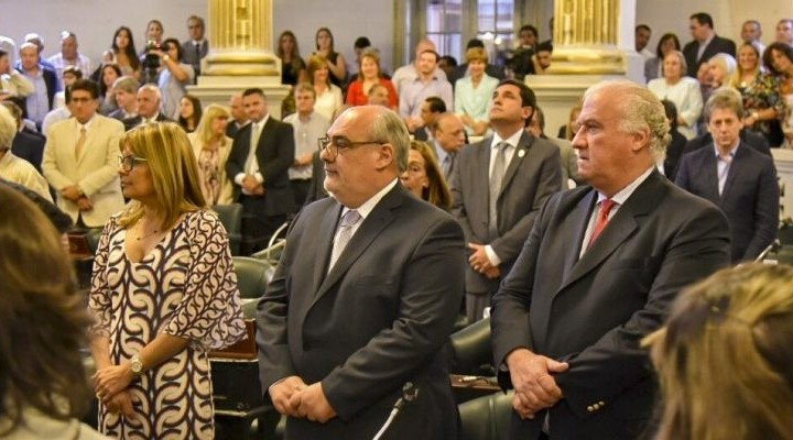 Colombi analizó la gestión Valdés a tres meses de la asunción