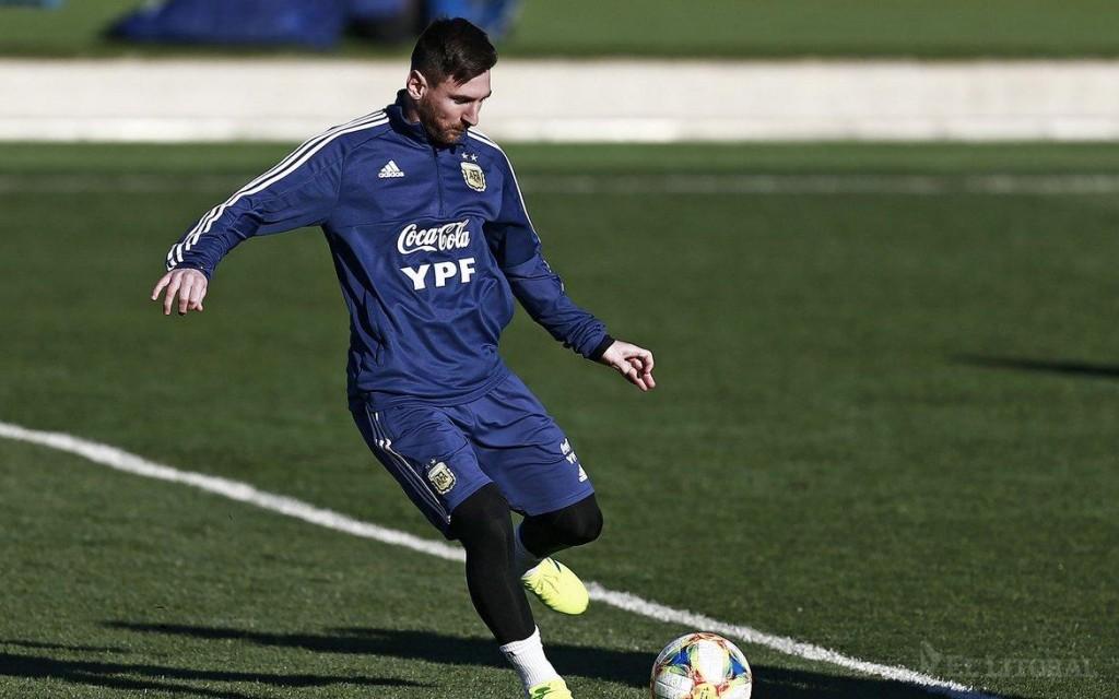 Con el regreso de Lionel Messi, Argentina se mide con Venezuela