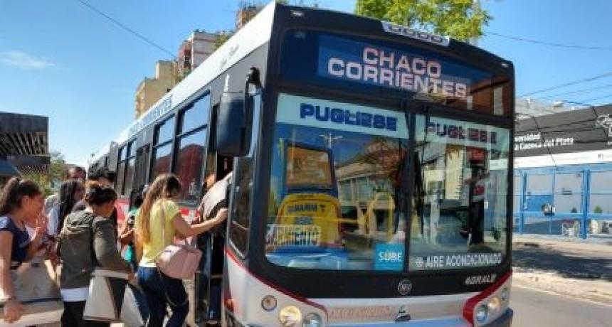 Sin aviso, el servicio de transporte Corrientes - Chaco aumentó un 8,5%