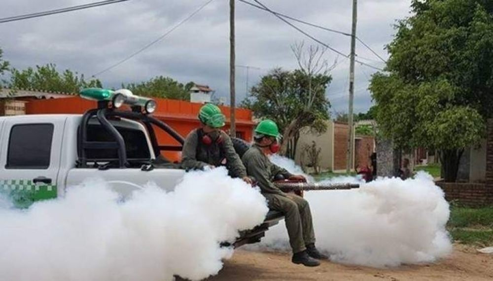 Corrientes: ascendieron a 415 los casos positivos de dengue