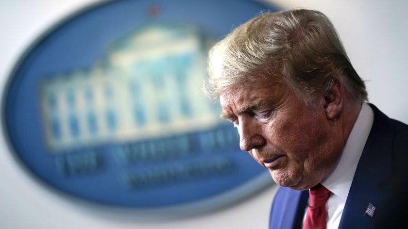 El coronavirus jaquea a Trump: Estados Unidos ya supera en contagios a China