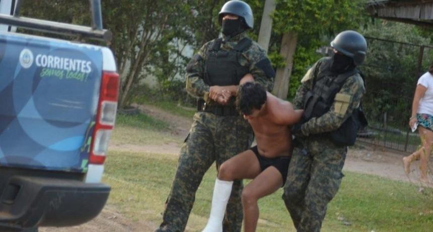 Megaoperativos policiales por cuatrerismo en Alvear