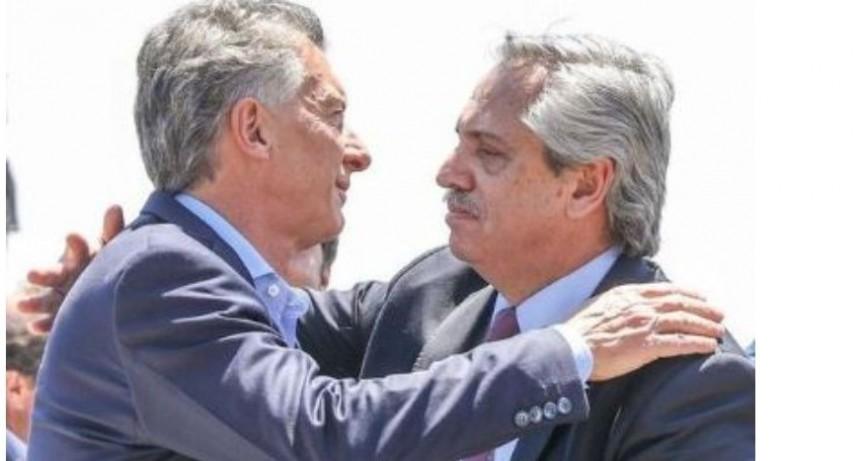 Macri llamó a Alberto Fernández para dar su apoyo