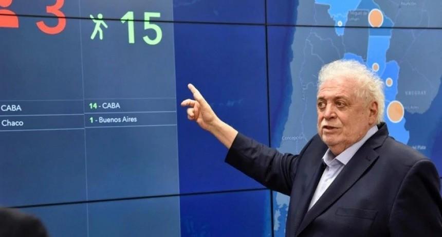 Argentina será uno de los diez países elegidos por la OMS para probar terapias contra el coronavirus