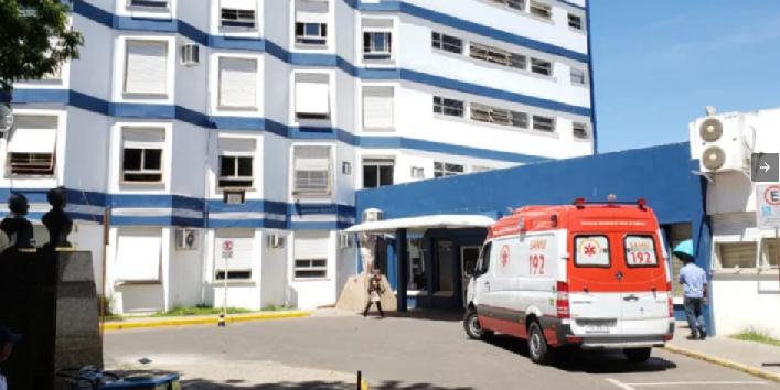 Colapsó hospital de Uruguayana frontera con Corrientes