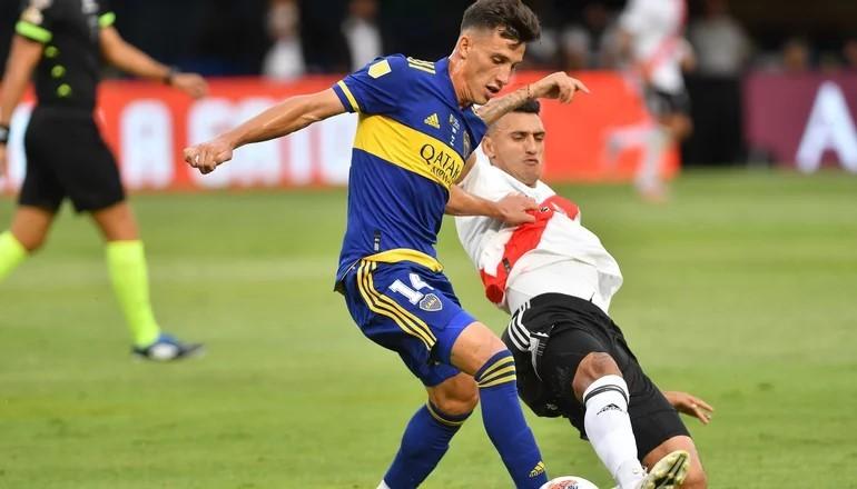 El superclásico no tuvo dueño, con un empate justo en La Bombonera