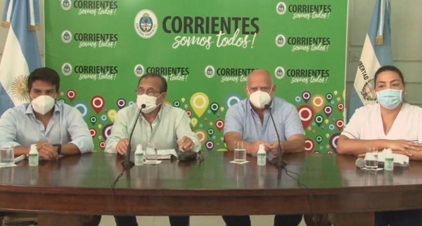 Comenzará la vacunación para docentes y policías mayores de 50 años en Corrientes