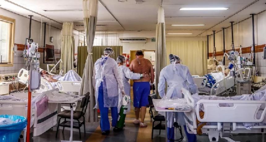 Coronavirus: colapsó otro estado brasileño fronterizo con Corrientes