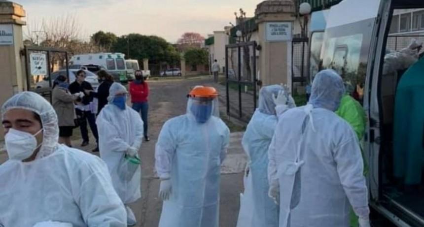 Coronavirus: el Comité de Crisis viaja a Goya y Esquina