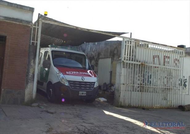 Por un error en la morgue del Vidal, enviaron cadáver equivocado al interior